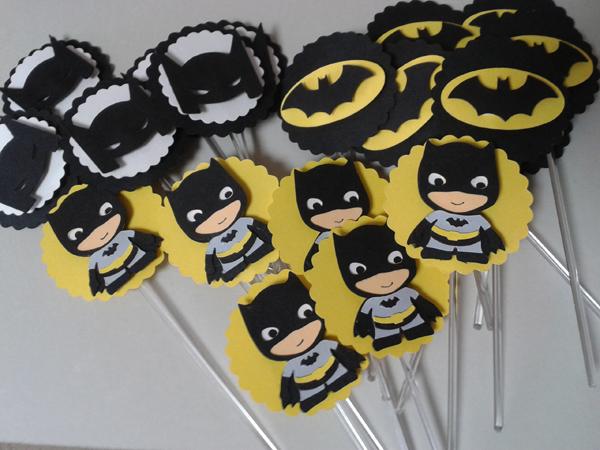 decoracao festa batman:Scrap Decor: Decoração de Festas com Scrapbooking