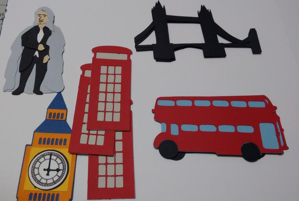 Decoração Londres