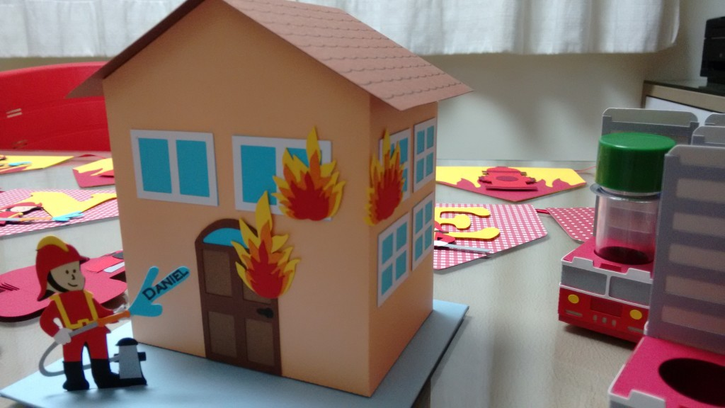 Festa bombeiros