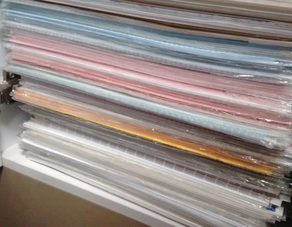 Estoque de papel Scrapbook