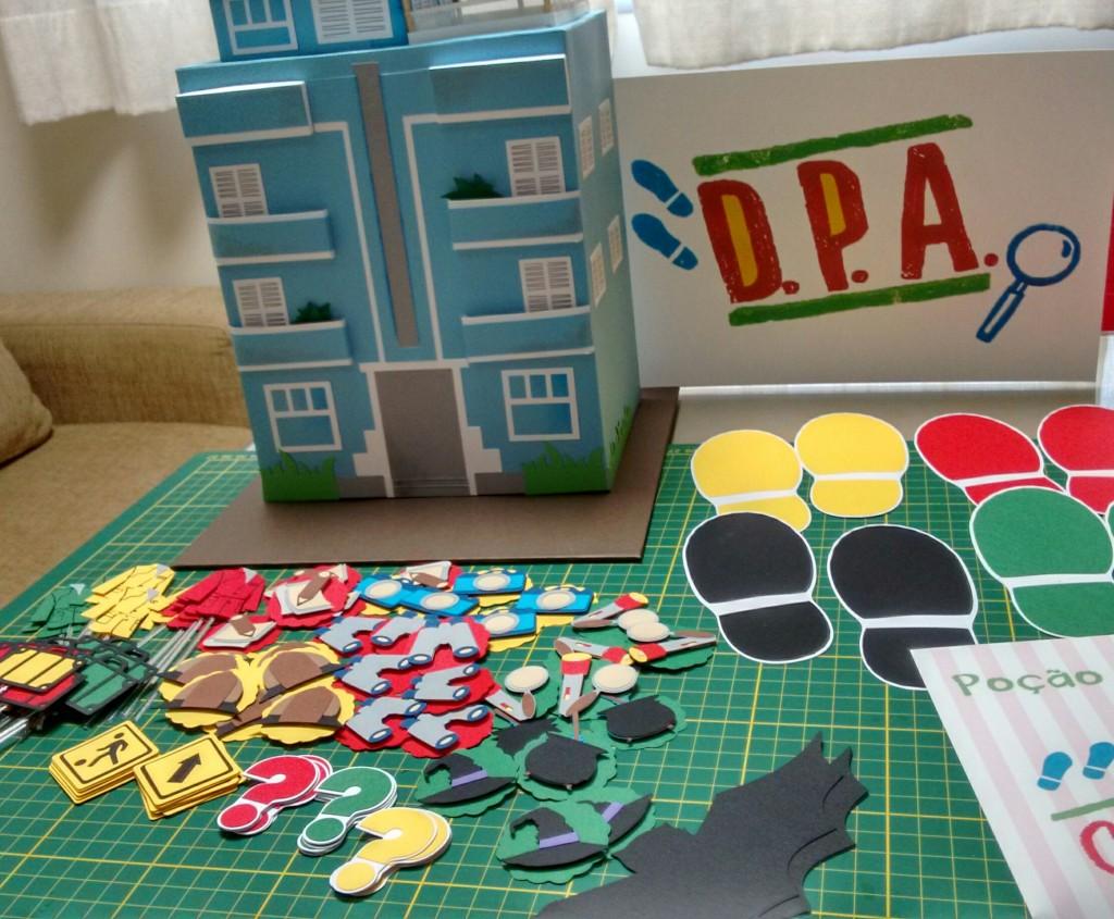 DPA - Prédio e Apliques
