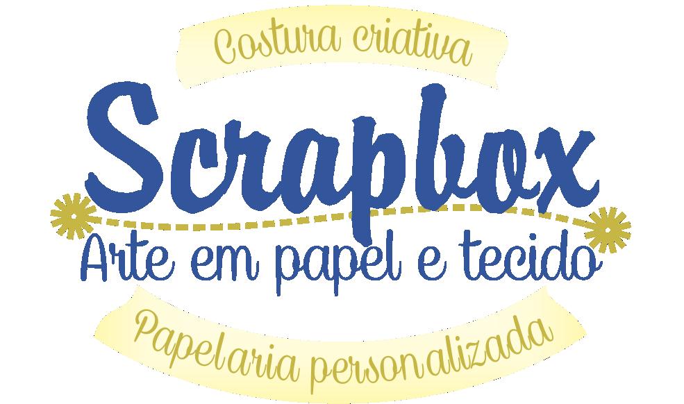 Scrapbox – Arte em papel e tecido