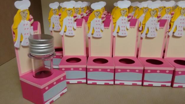 Barbie Confeiteira