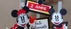 Mickey e Minnie Vintage