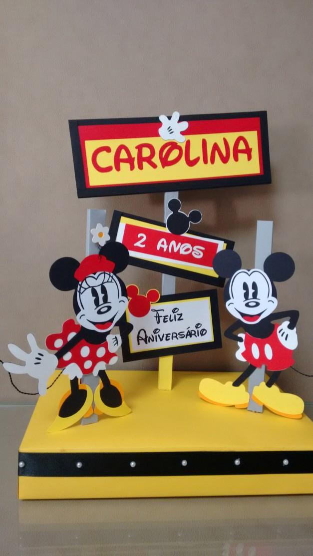 Mickey e Minnie Vintage